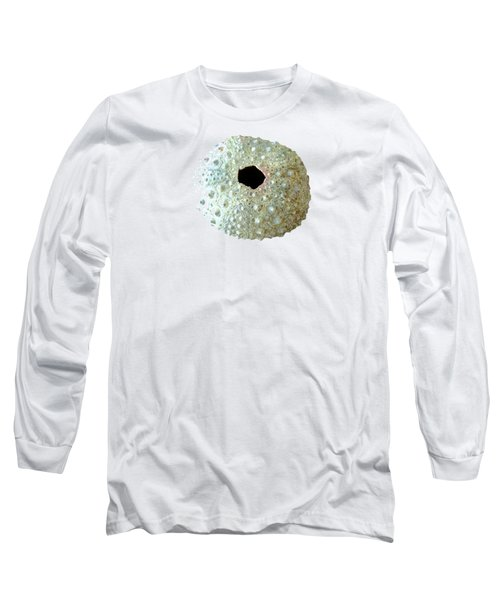 Long Sleeve T-Shirt featuring the photograph Sea Urchin by Anastasiya Malakhova