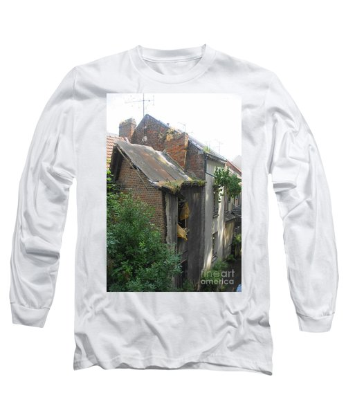 Seen Better Days Long Sleeve T-Shirt by Therese Alcorn