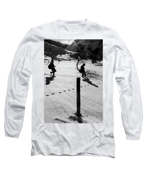 Shadows Long Sleeve T-Shirt