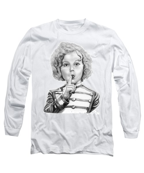 Shirley Temple Long Sleeve T-Shirt by Murphy Elliott