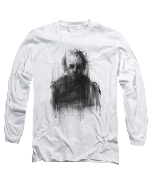 Simple Man Long Sleeve T-Shirt by Bruno M Carlos