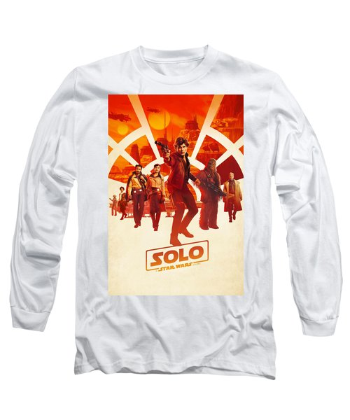 Solo A Star Wars Story - 2018 Long Sleeve T-Shirt
