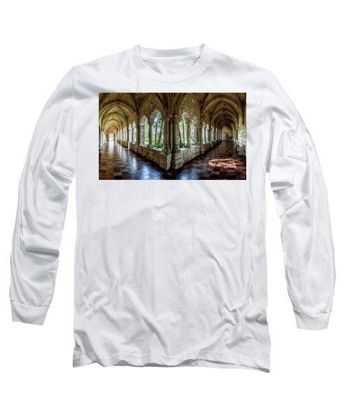 Spanish Monastery Long Sleeve T-Shirt