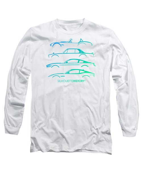 Special Selection Silhouettehistory Long Sleeve T-Shirt