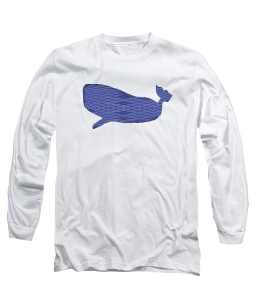 Sperm Whale Long Sleeve T-Shirt