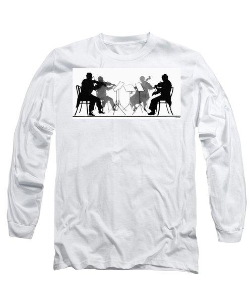 String Quartet, C1935 Long Sleeve T-Shirt