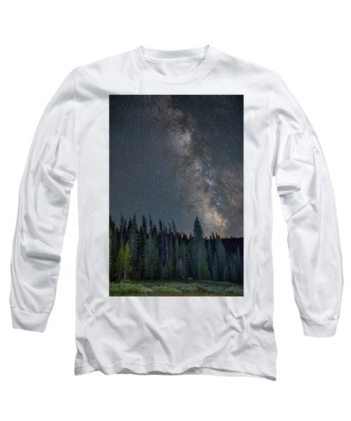 Summer Splendor Long Sleeve T-Shirt