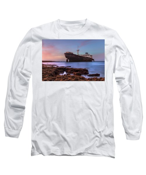 Temple Hall - Lanzarote Long Sleeve T-Shirt