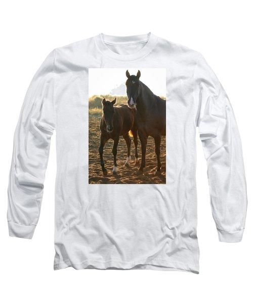 Texas Mare  Long Sleeve T-Shirt