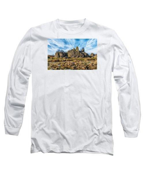 The Bomb Rocks Long Sleeve T-Shirt