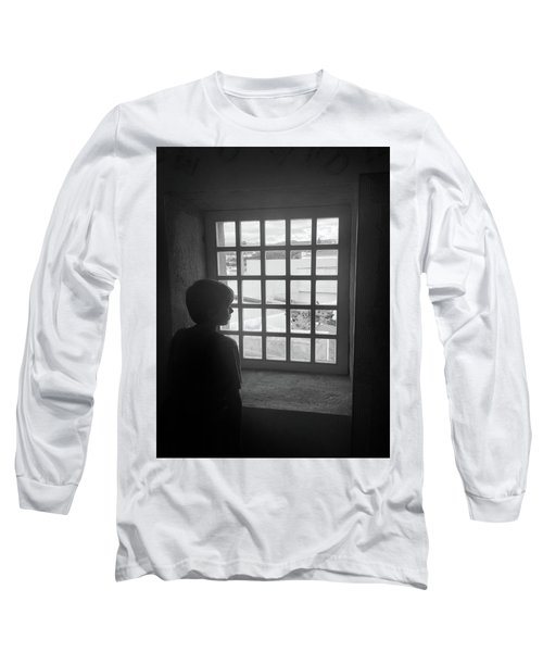 The Contrast Of War Long Sleeve T-Shirt