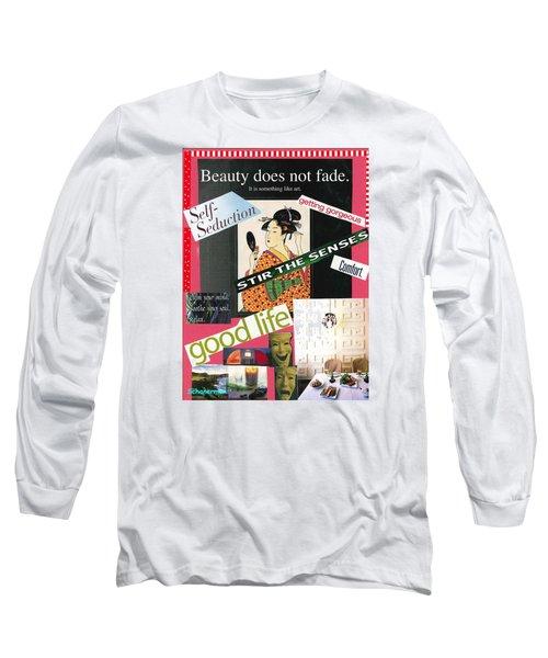 The Essence Of Beauty Long Sleeve T-Shirt