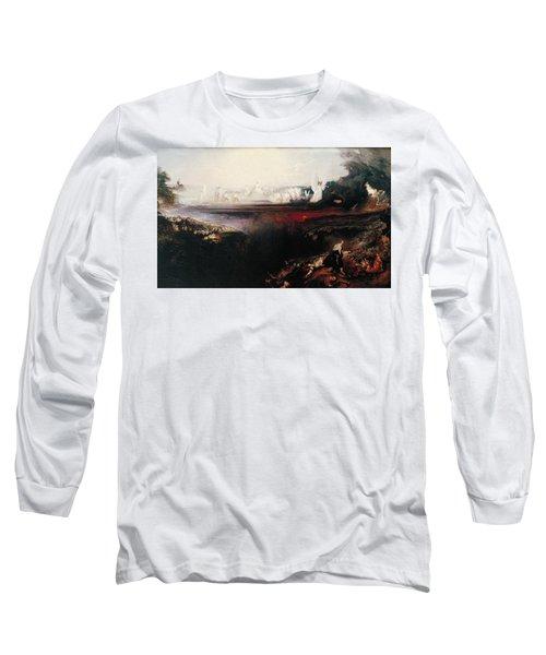 The Last Judgement Long Sleeve T-Shirt