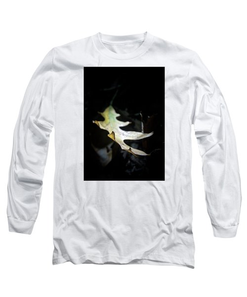 The Leaf Long Sleeve T-Shirt by Tim Good