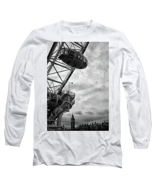 The London Eye Long Sleeve T-Shirt