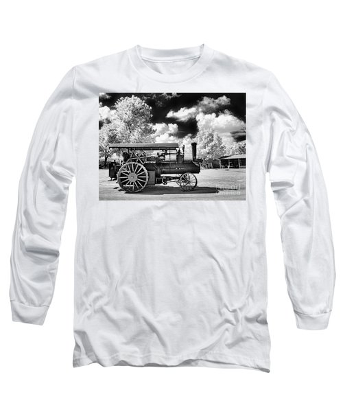 Long Sleeve T-Shirt featuring the photograph The Old Way Of Farming by Paul W Faust - Impressions of Light