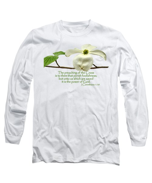 The Truth Long Sleeve T-Shirt by Larry Bishop