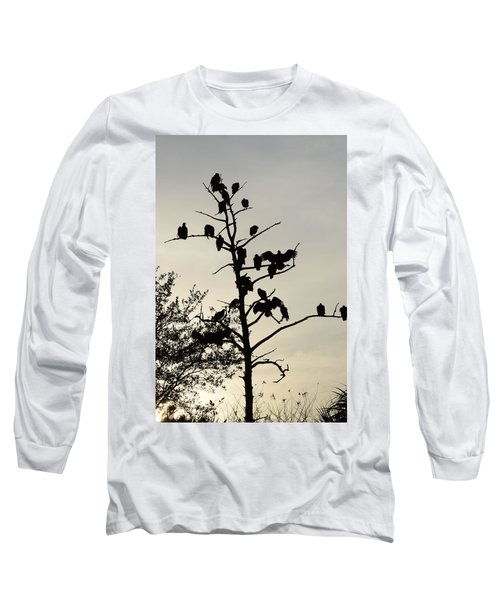 Tree For The Hungry Long Sleeve T-Shirt