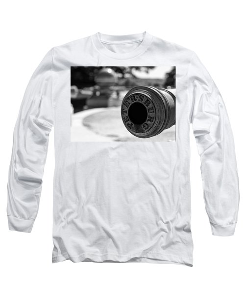 Trophy Point Cannon  Long Sleeve T-Shirt