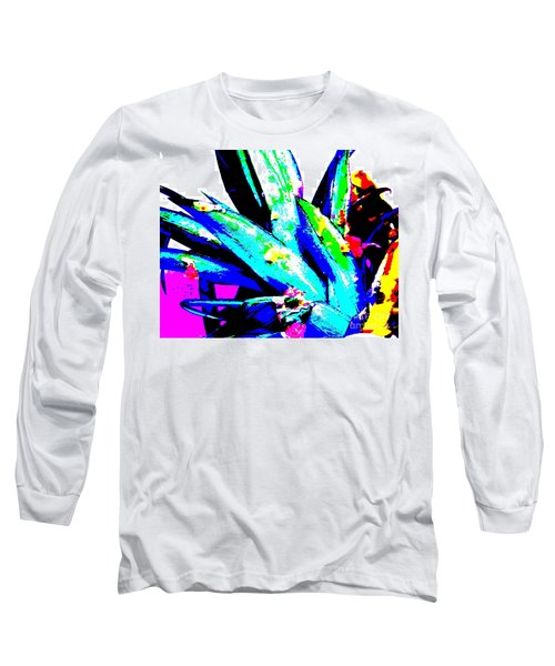 Tropical Long Sleeve T-Shirt by Tim Townsend