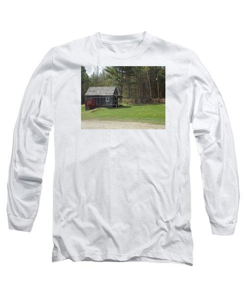 Vermont Grist Mill Long Sleeve T-Shirt