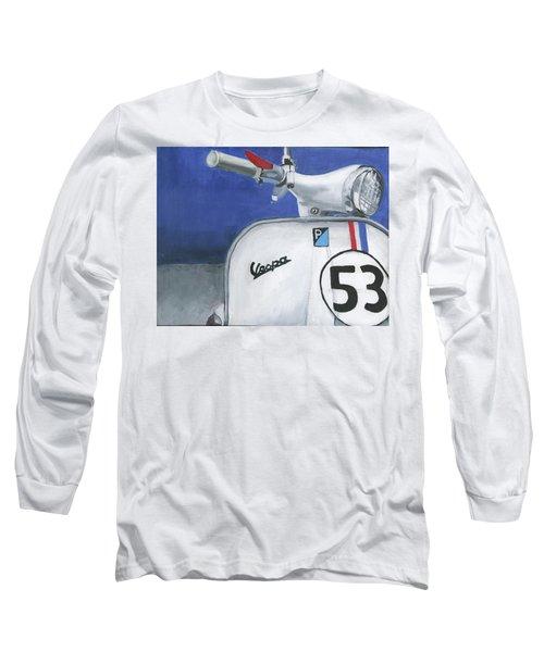 Vespa 53 Long Sleeve T-Shirt