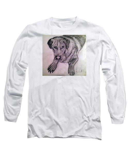 Walle Long Sleeve T-Shirt by Brindha Naveen