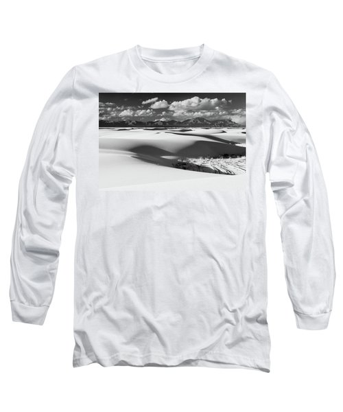 White Sands Afternoon Long Sleeve T-Shirt