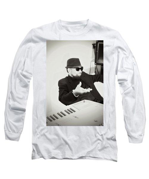 William Bell Interview Long Sleeve T-Shirt