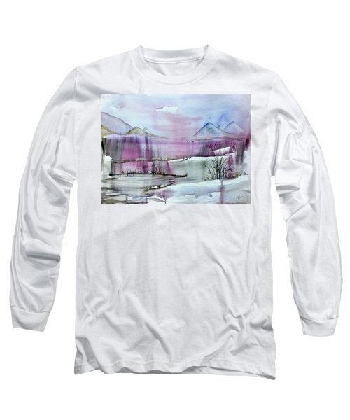 Winter Afternoon Long Sleeve T-Shirt