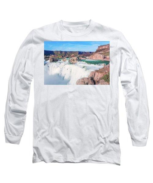 10917 Shoshone Falls Long Sleeve T-Shirt