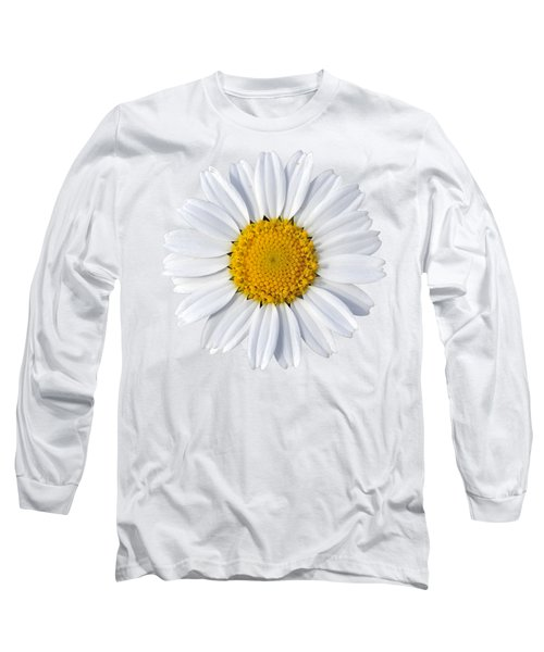 Long Sleeve T-Shirt featuring the photograph Daisy by George Atsametakis