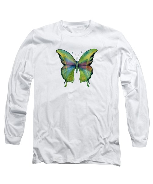11 Prism Butterfly Long Sleeve T-Shirt