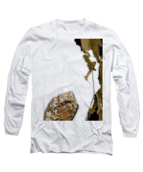 Rock Climber Collection Long Sleeve T-Shirt