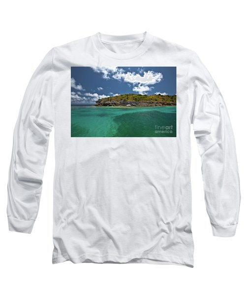 Sea And Clouds Long Sleeve T-Shirt
