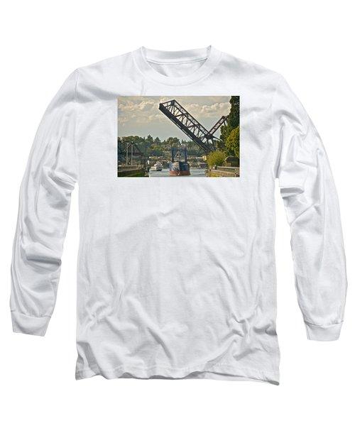 Ballard Locks Long Sleeve T-Shirt