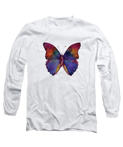 13 Narcissus Butterfly Long Sleeve T-Shirt