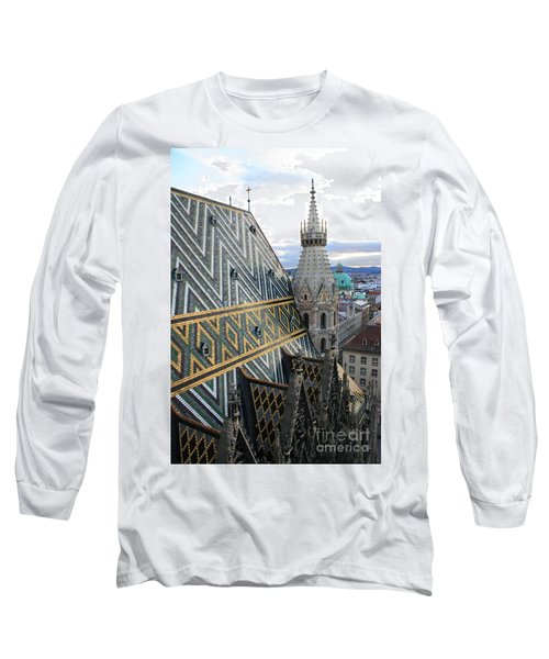 St Stephens Cathedral Vienna Long Sleeve T-Shirt