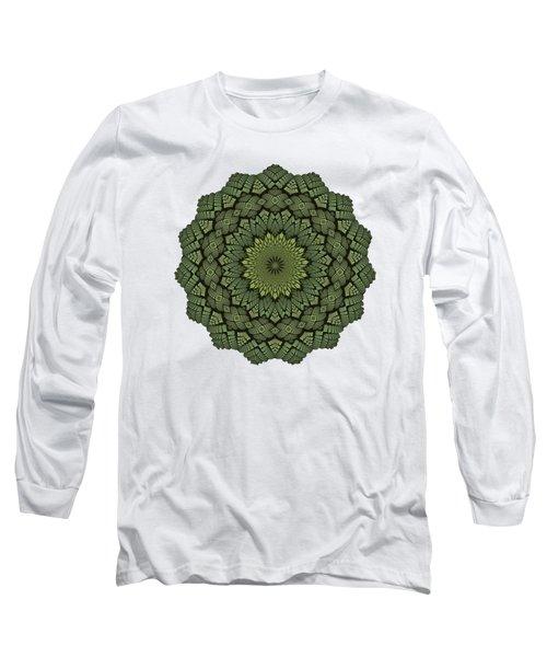 15 Symmetry Celery Bulb Long Sleeve T-Shirt