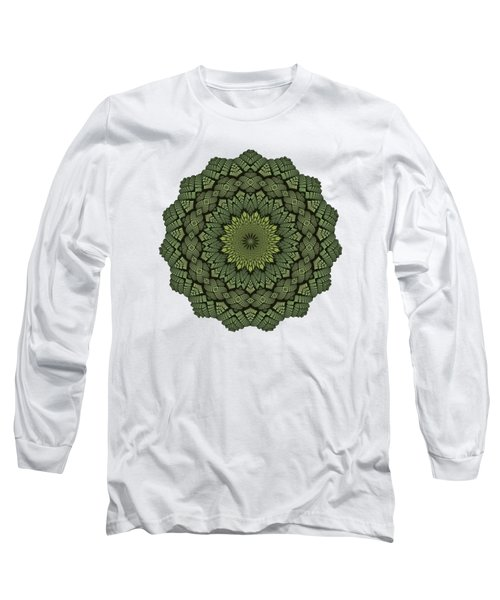 15 Symmetry Celery Bulb Long Sleeve T-Shirt