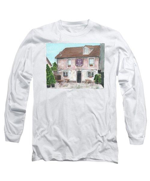 1775 Cafe De La Place Long Sleeve T-Shirt
