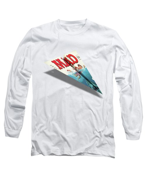 180 Mad Paper Airplanes Long Sleeve T-Shirt