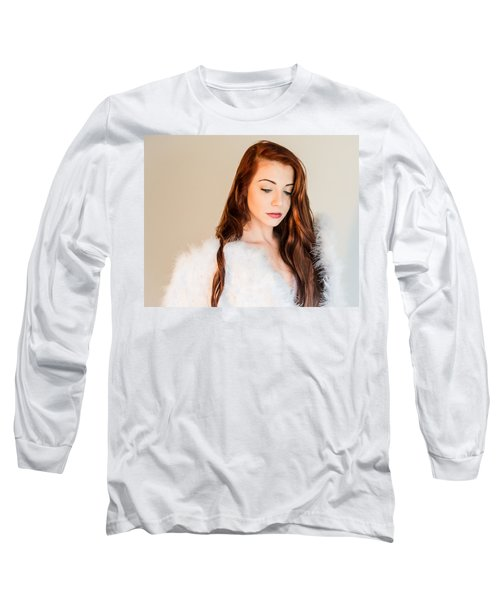 1859-4 Long Sleeve T-Shirt by Teresa Blanton