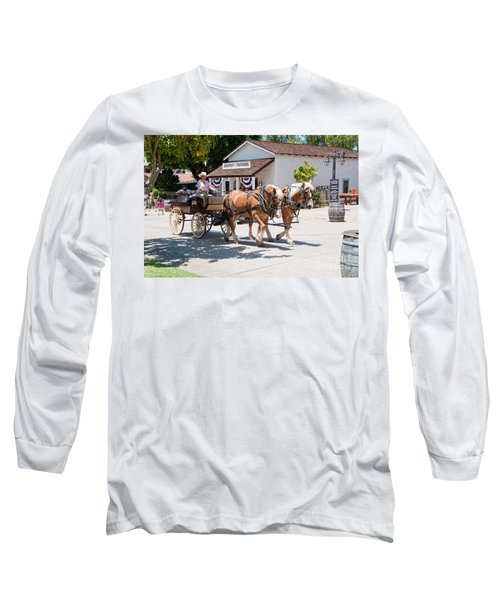 Old Town San Diego Long Sleeve T-Shirt