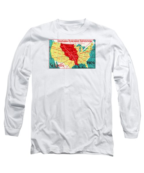 1904 Louisiana Purchase Exposition Long Sleeve T-Shirt