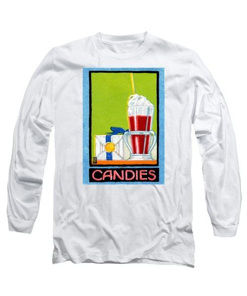 1910 Candies Long Sleeve T-Shirt