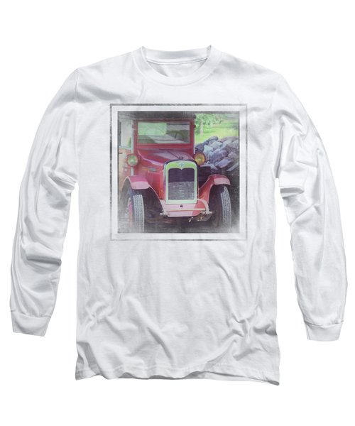 1920 International Farm Truck Long Sleeve T-Shirt