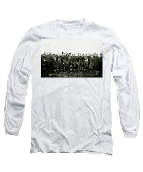 1921 Green Bay Packers Team Long Sleeve T-Shirt