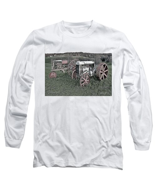 1923 Fordson Tractors Long Sleeve T-Shirt