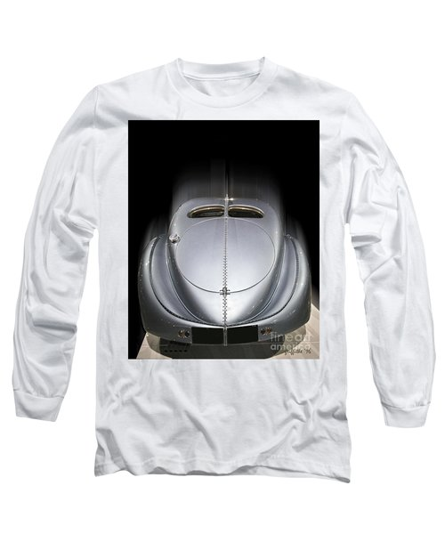 1926 Bugatti Rear Long Sleeve T-Shirt
